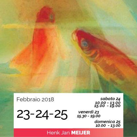 Henk Meijer data pittura 23-2-2018