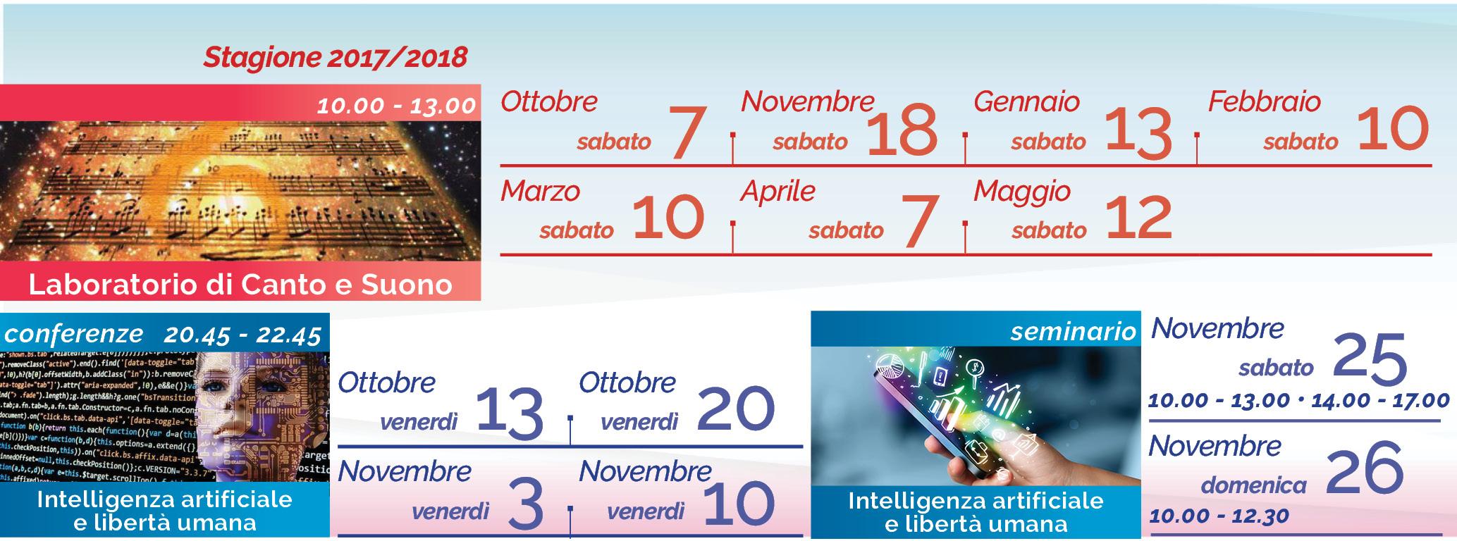 Sergio Motolese calendario 2017-2018