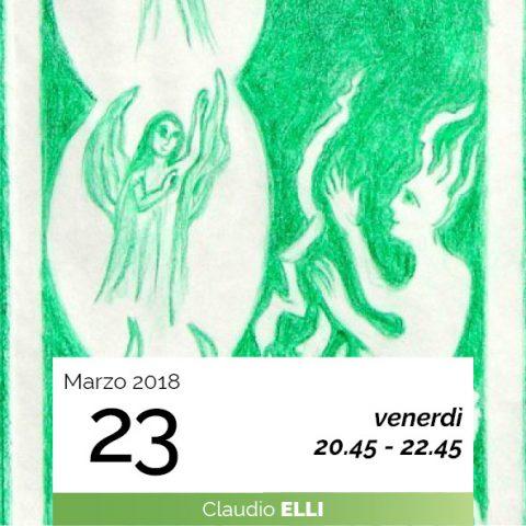 Claudio Elli filosofia liberta data 23-3-2018