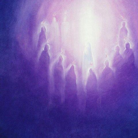 Pentecoste di Iris Sullivan