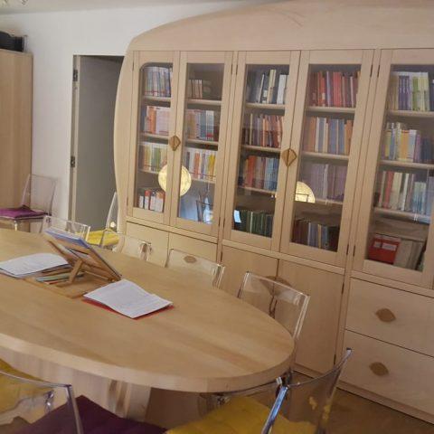 La Biblioteca de Il Centro Antroposofia