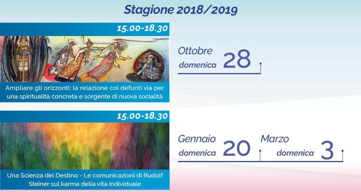 Il calendario 2018-2019 di Mauro Vaccani
