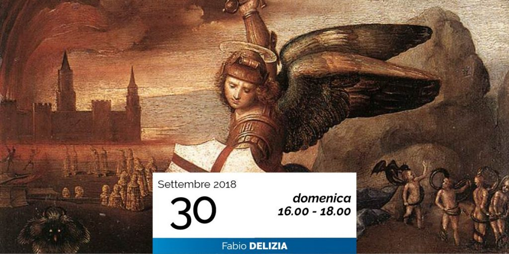 La sacra linea dell'arcangelo solare con Fabio Delizia