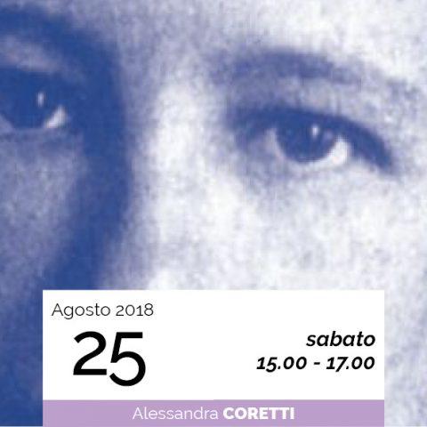 Elisabeth Vreede condotto al Centro da Alessandra Coretti