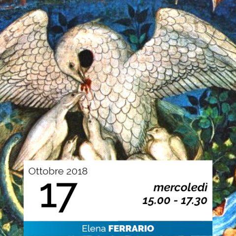 Elena Ferrario La saggezza dei Rosacroce data 17-10-2018