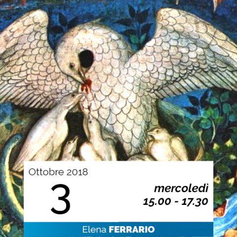 Elena Ferrario La saggezza dei Rosacroce data 3-10-2018