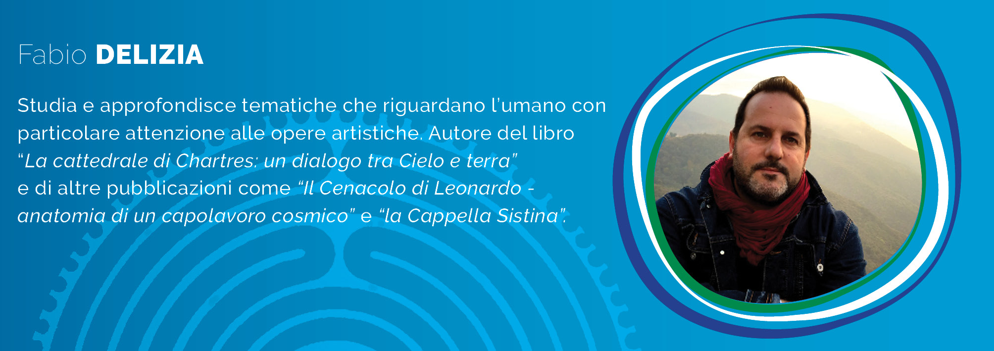 Fabio Delizia - biografia