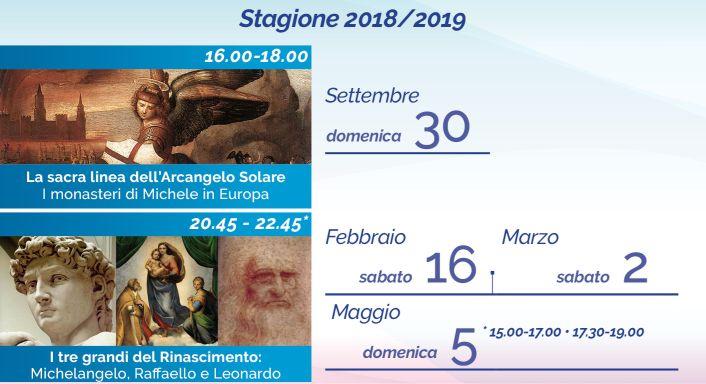 Fabio Delizia calendario 2018-19