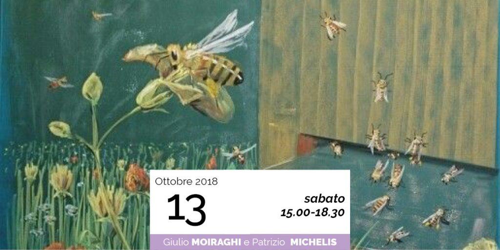 Natura api data-13-10-2018 con Patrizio Michelis – Giulio MOIRAGHI
