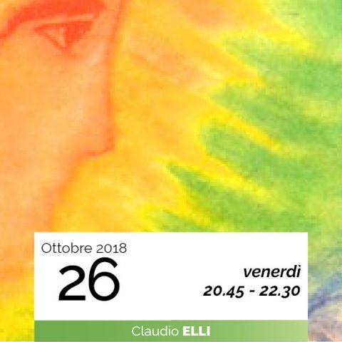 Claudio Elli Filosofia Liberta data 26-10-2018