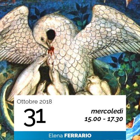 Elena Ferrario La saggezza dei Rosacroce data 31-10-2018