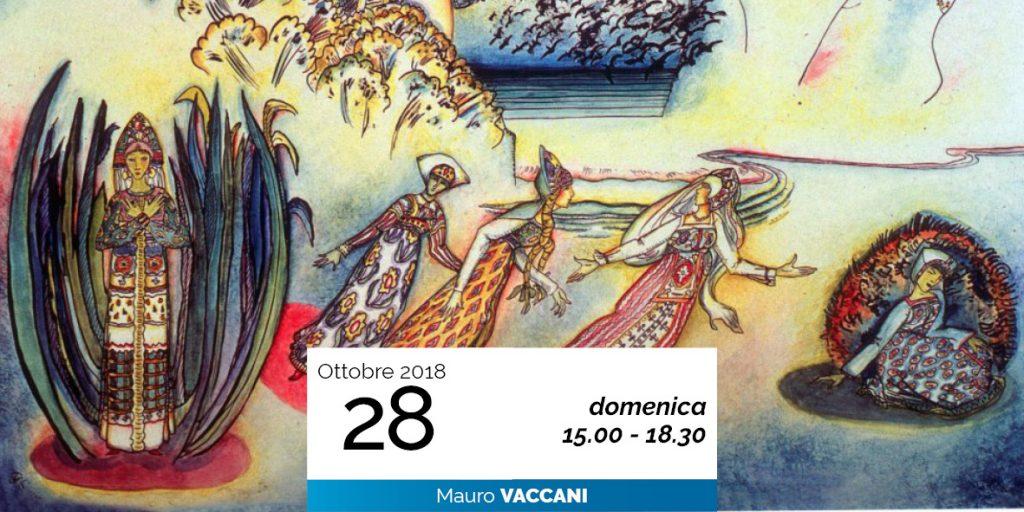 Mauro Vaccani defunti data 28-10-2018