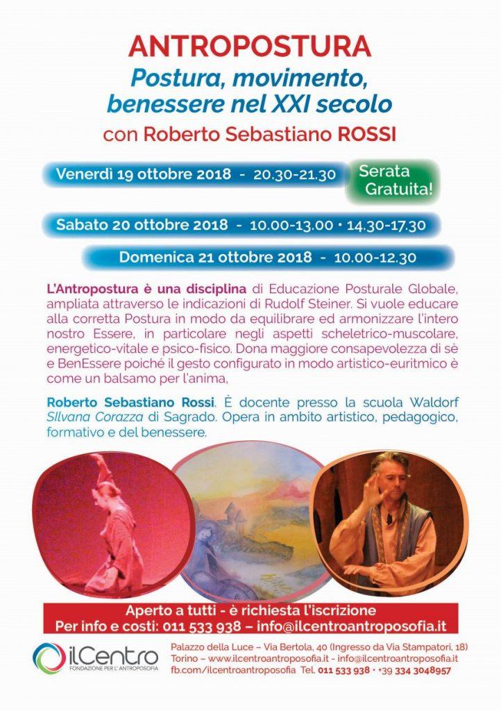 R.S.Rossi antropostura locandina