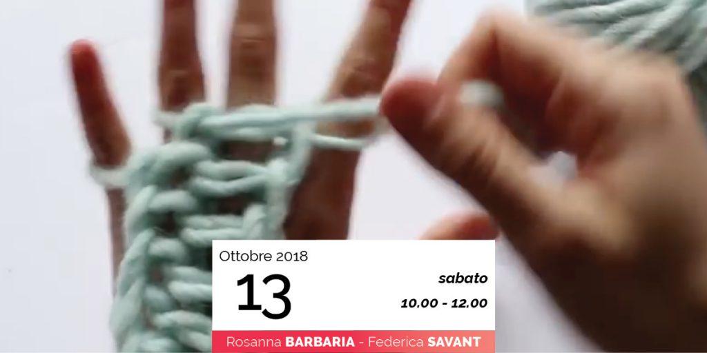 Barbaria Savant maglia a dito 13-10-2018