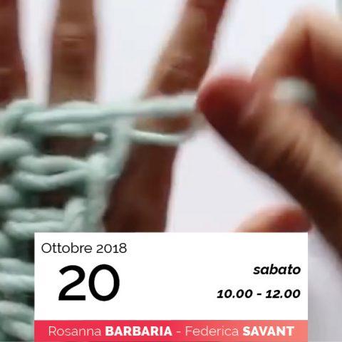 Barbaria Savant maglia a dito 20-10-2018