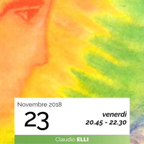 Claudio Elli Filosofia Liberta data 23-11-2018