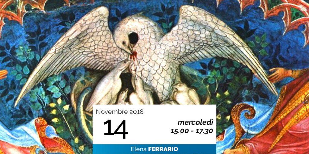 Elena Ferrario La saggezza dei Rosacroce data 14-11-2018