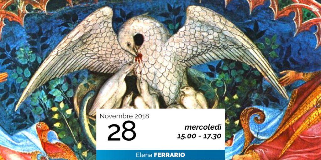Elena Ferrario La saggezza dei Rosacroce data 28-11-2018