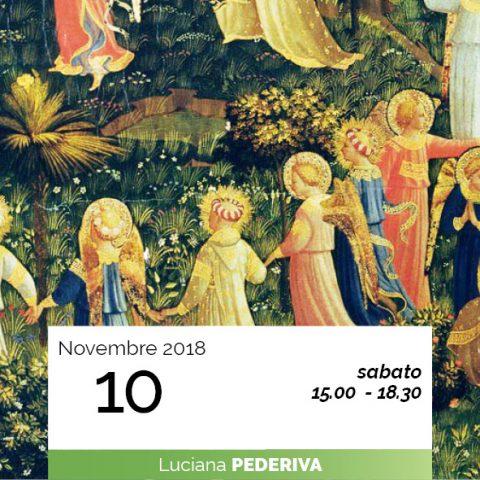 Luciana Pederiva mondo del bambino 10-11-2018