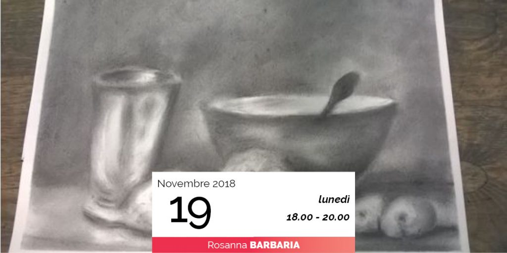 Rosanna Barbaria disegno dal vero 19-11-2018