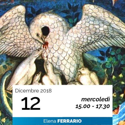 Elena Ferrario La saggezza dei Rosacroce data 12-12-2018