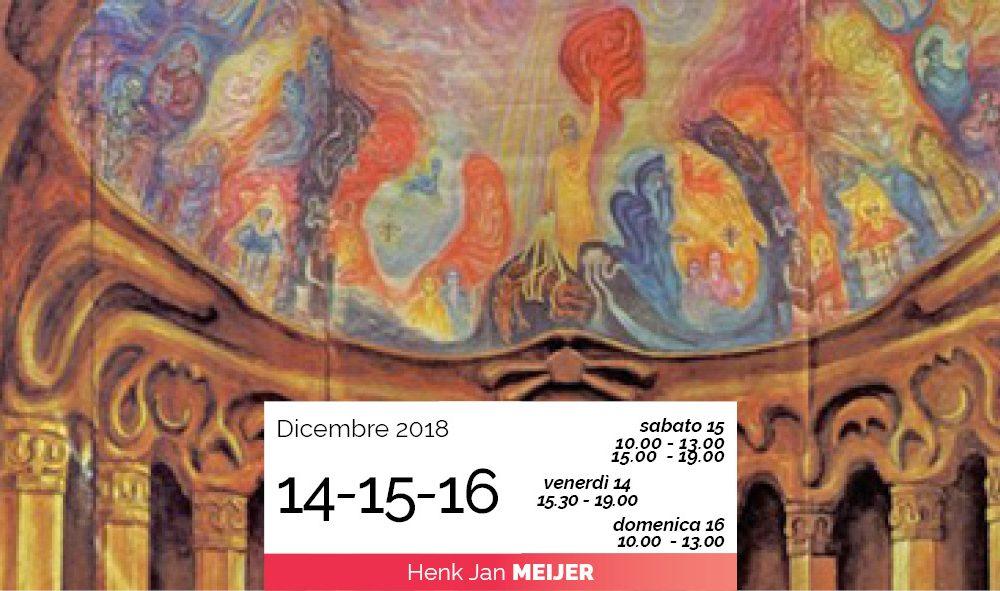 Henk Meijer data laboratorio scultura 14-12-2018
