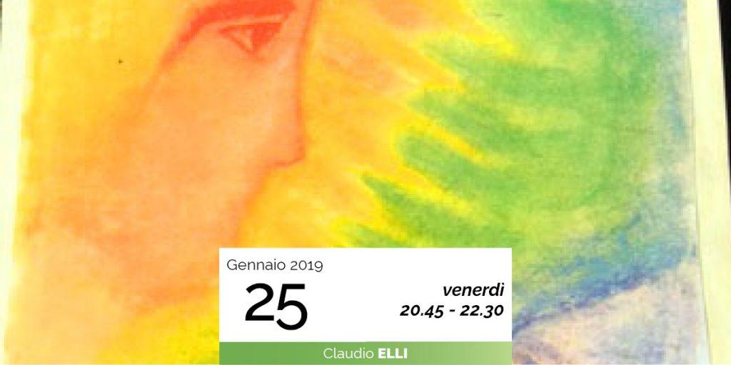 Claudio Elli Filosofia Liberta data 25-1-2019