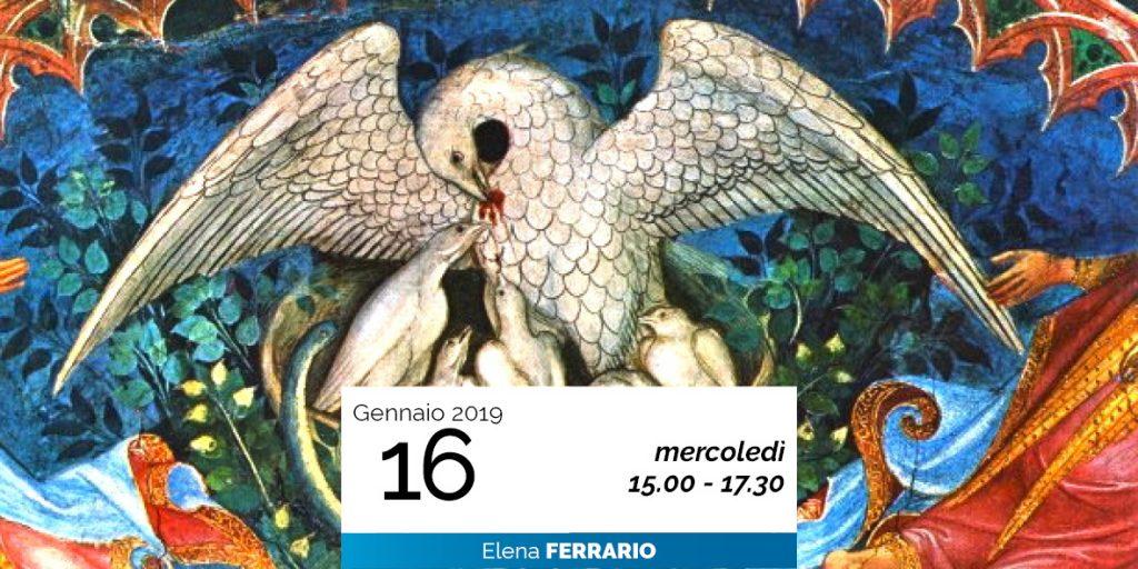 Elena Ferrario La saggezza dei Rosacroce data 16-1-2019