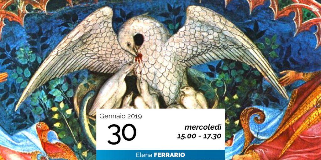 Elena Ferrario La saggezza dei Rosacroce data 30-1-2019