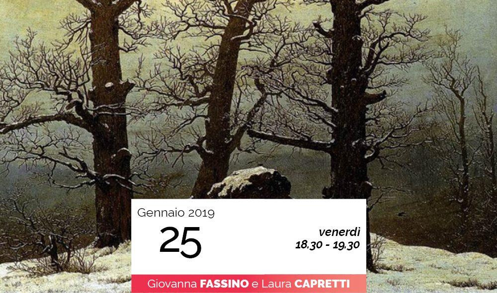 Giovanna Fassino musica poesia data 25-1-2019