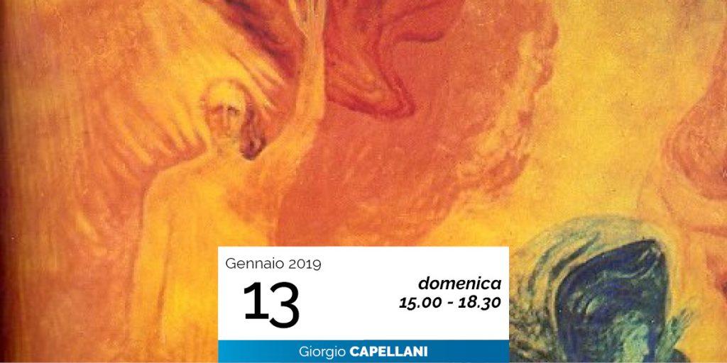 Giorgio Capellani introduzione data 13-1-2019