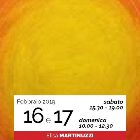 Elisa Martinuzzi volere data 16-2-2019