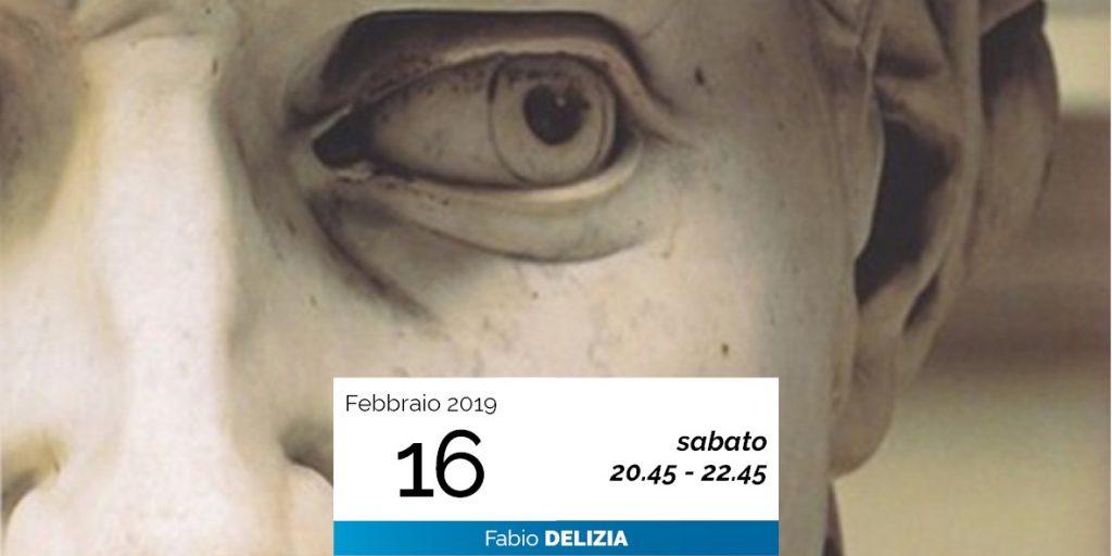 Fabio Delizia volere data 16-2-2019