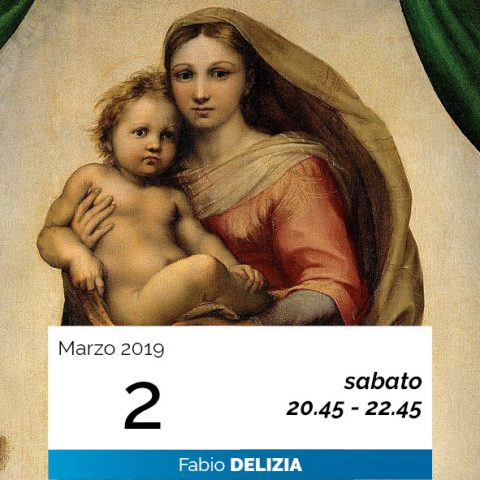 Fabio Delizia sentire data 2-3-2019