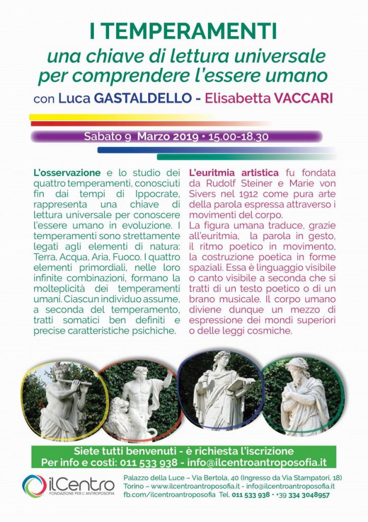 Gastaldello Vaccari temperamenti locandina