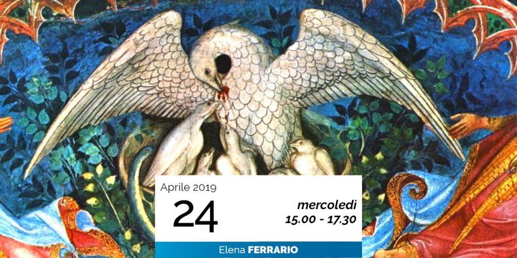 Elena Ferrario la saggezza dei Rosacroce data 24-4-2019