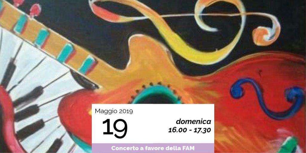 Concerto FAM al Centro Antroposofia il 19-5-2019
