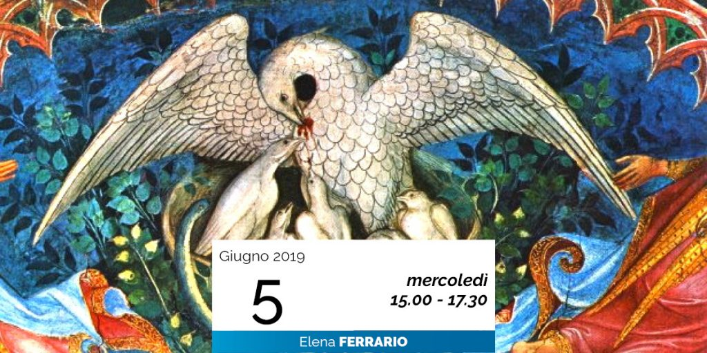 Elena Ferrario la saggezza dei Rosacroce data 5-6-2019