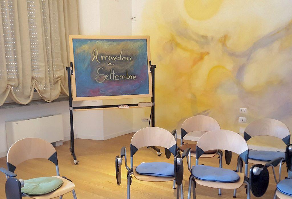 Pausa estiva 2019 al Centro Antroposofia