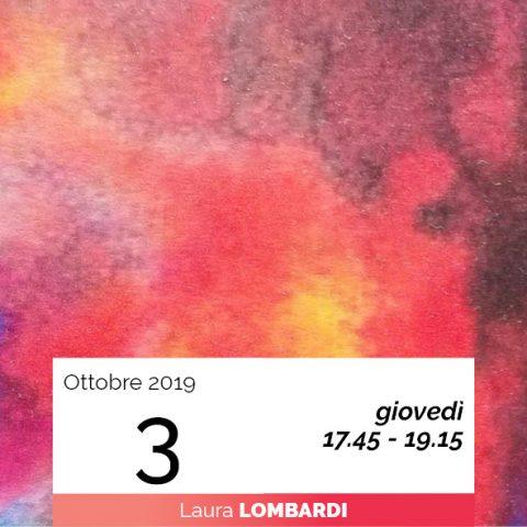 Laura Lombardi pittura alchimia colori 3-10-2019