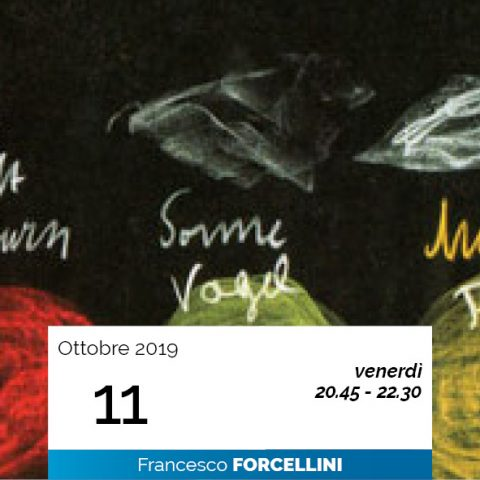 Francesco Forcellini Introduzione antroposofia 11-10-2019