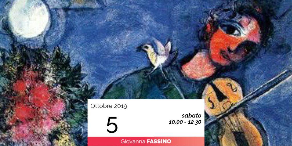 Giovanna Fassino Cantar canoni laboratorio 5-10-2019