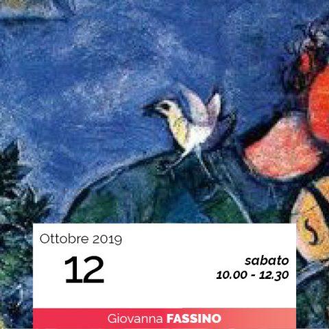 Giovanna Fassino Cantar canoni laboratorio 12-10-2019