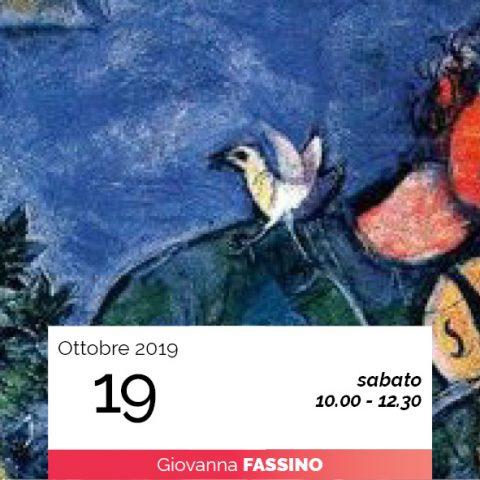 Giovanna Fassino Cantar canoni laboratorio 19-10-2019
