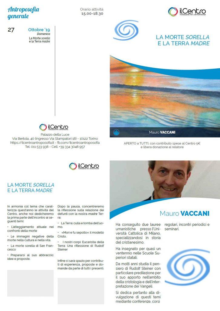 Mauro Vaccani defunti locandina