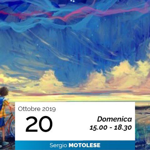 Sergio Motolese intelligenza umana 20-10-2019