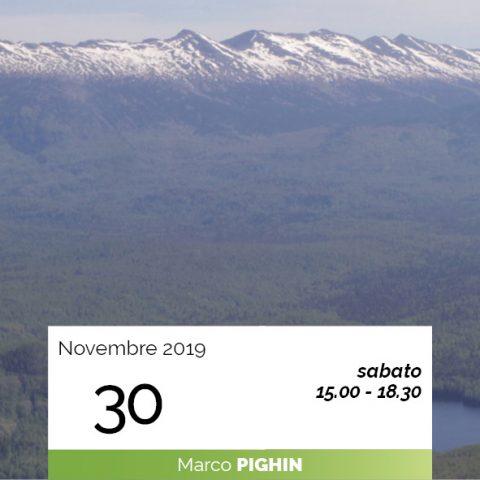 Distillazione del paesaggio siberiano e Oli Essenziali con Marco Pighin - 30-11-2019