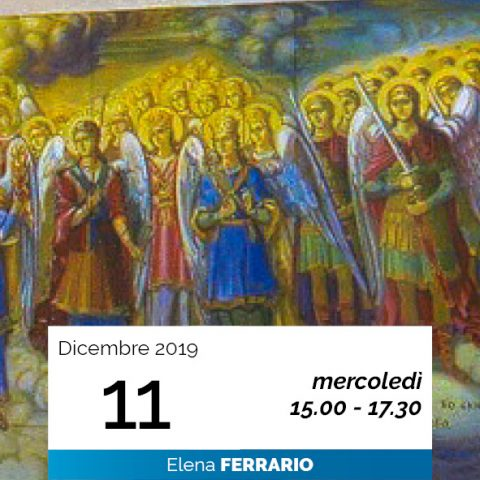 Elena Ferrario Gerarchie spirituali 11-12-2019