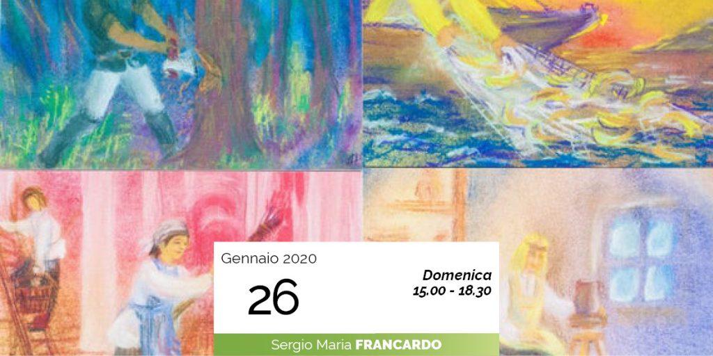 Sergio Maria Francardo nutrizione sana data 26-1-2020