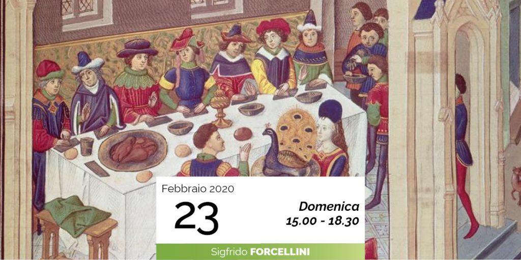 Sigfrido Forcellini cibo infiamma data 2020-02-23
